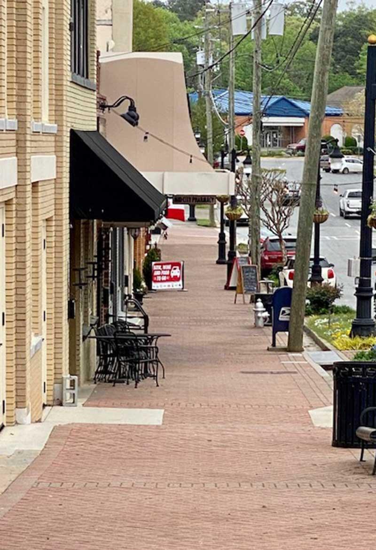 Downtown Cherokee County, GA