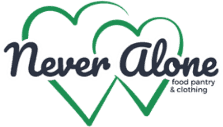 Never Alone Food Pantry