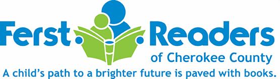 Ferst Readers of Cherokee County Logo